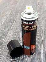 Восстанавливающая спрей-краска Tarrago Nubuck Suede Renovator 250 мл цвет бирюзовый (105)