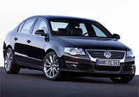 Лобовое стекло на Volkswagen Passat B6/B7 (Седан, Комби) (2005-)