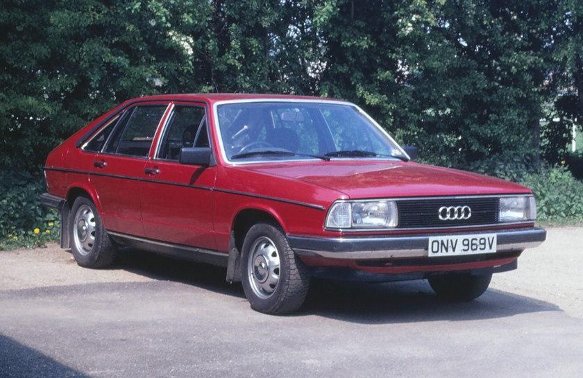 Лобовое стекло на Audi 100/200 (Седан) (1976-1982)