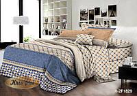 Полуторный набор постельного белья Ранфорс