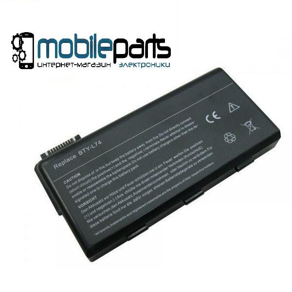 Оригинальный аккумулятор, батарея АКБ для ноутбуков MSI A6200 A5000 A6000 A6203 A6205 A7200 CR700 BTY-L74