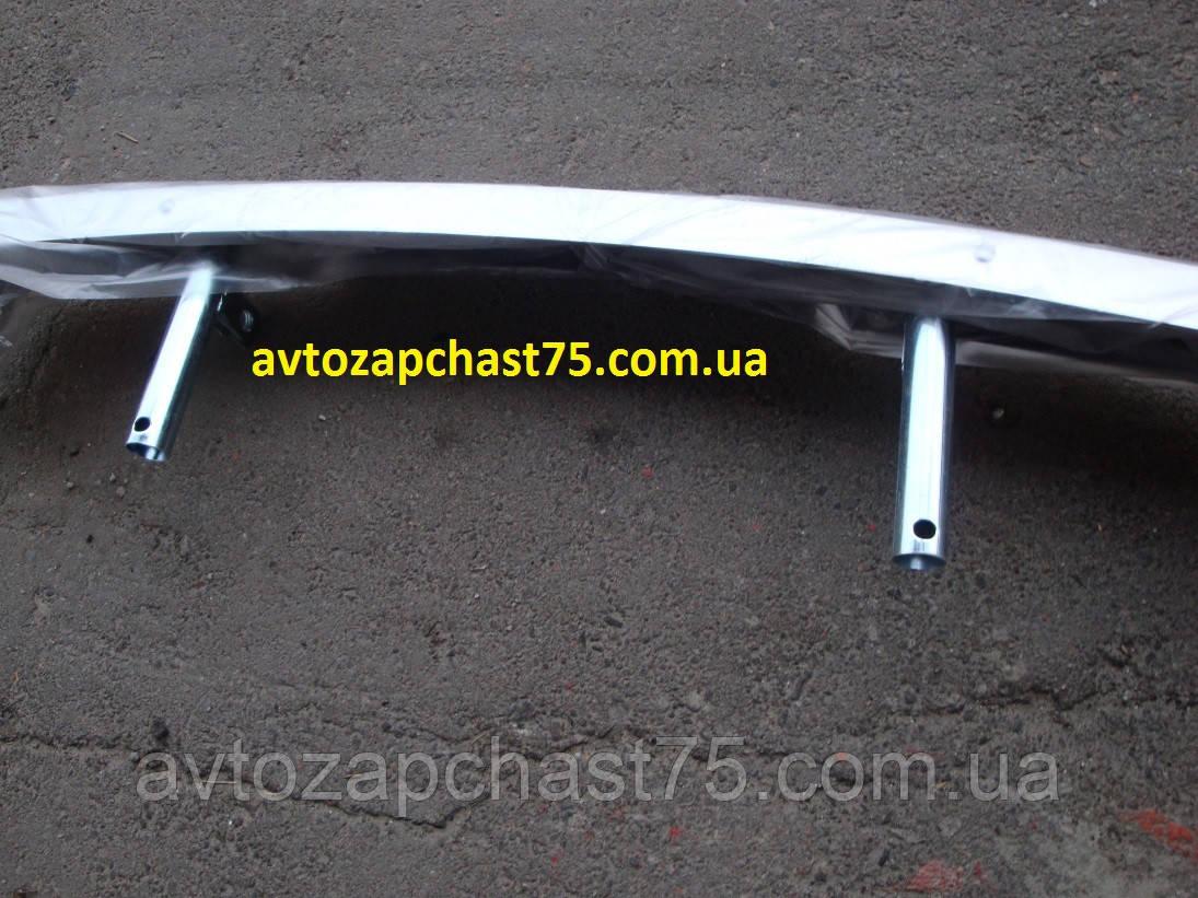 Бампер Ваз 2107 передний в сборе производство Пластик