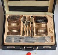 Большой набор столовых приборов 72 предмета для кухни комплект (великий набір столових приборів для кухні)