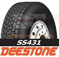 Шина  295/80R22.5 DEESTONE SS431 TL