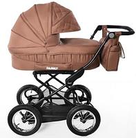 Коляска Универсальная FamilyT-181 коричневый