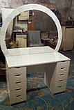Стол макияжный дизайнерский V191, фото 2