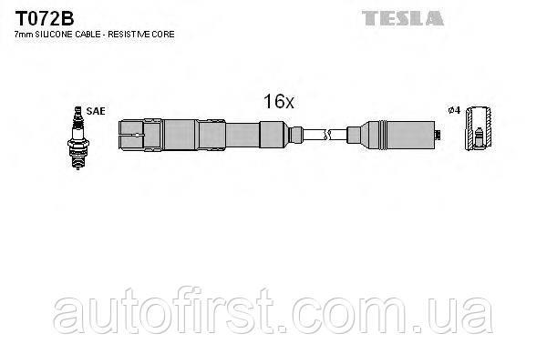 Автомобильные высоковольтные провода Tesla T072B Mercedes