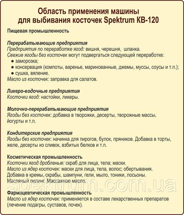 Primenenie KV-120 ot Spektrum