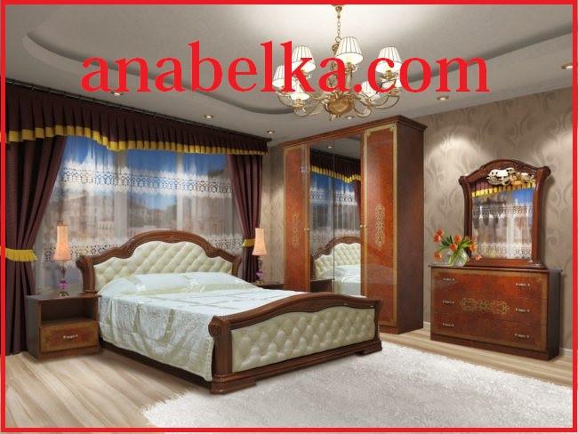 Спальня Венеция Нова (Світ Меблів)