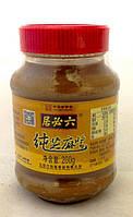 Паста кунжутная (100%) Liu Bi Ju 200 г, фото 1