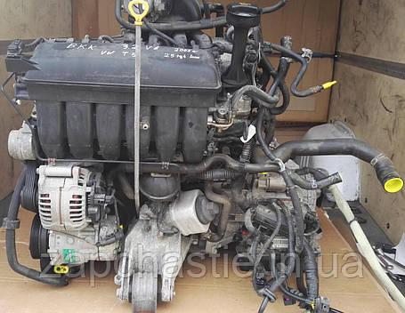 Описание двигателя фольксваген транспортер звук конвейера