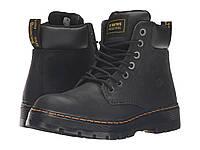 Ботинки/Сапоги (Оригинал) Dr. Martens Work Winch Service 7-Eye Boot Black Wyoming