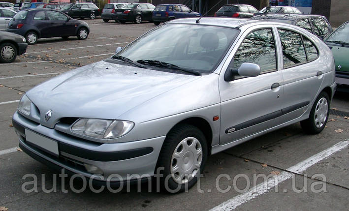 Лобовое стекло на Renault Megane (Седан, Хетчбек, Комби) (1995-2002) , фото 2