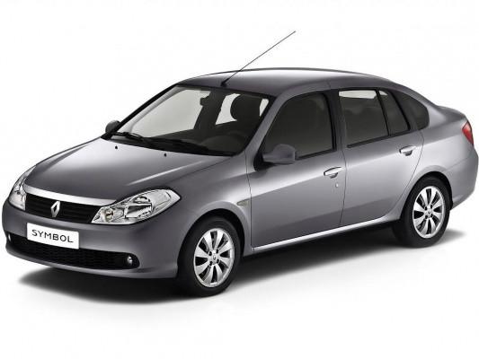Лобовое стекло на Renault Symbol, Renault Thalia (Седан) (2008-2012)