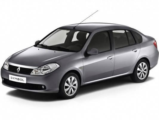 Лобовое стекло на Renault Symbol, Renault Thalia (Седан) (2008-2012) , фото 2