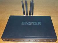 GSM VoIP-шлюз Dinstar DWG2000E-4G-B