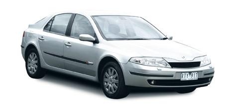 Лобовое стекло на Renault Laguna (Хетчбек, Комби) (2001-2007)