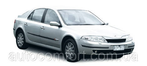 Лобовое стекло на Renault Laguna (Хетчбек, Комби) (2001-2007) , фото 2