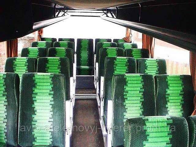Пошив авточехлов для автобусов