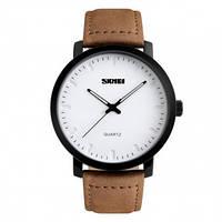 Часы Skmei 1196 Black- Brown