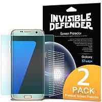 Защитная пленка Ringke Full Cover Samsung G935 Galaxy S7 Edge Transparent (RSP4373)