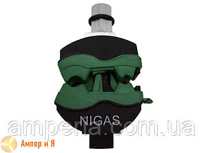 Зажим прокалывающий ZPM 6-50 (16-150/6-50) NIGAS, фото 2