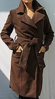 Пальто женское длинное (кашемировое)