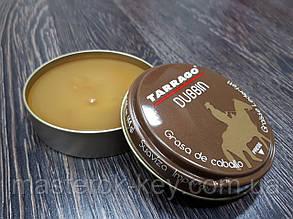 Защитный жир для гладкой и жированной кожи Tarrago Dubbin Tin 50мл бесцветный