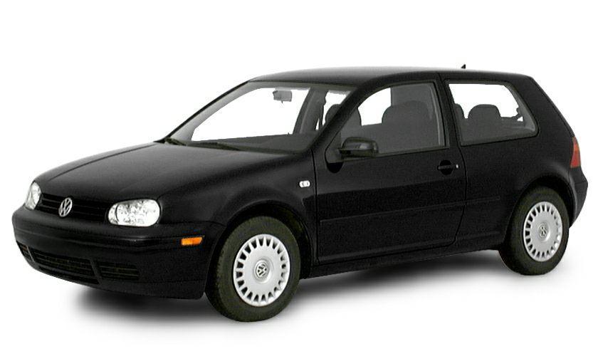 Лобовое стекло на Volkswagen Golf (Хетчбек, Комби) (1998-2004)