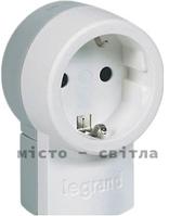 Розетка 2К+З 16А белый 50199 Legrand Легранд