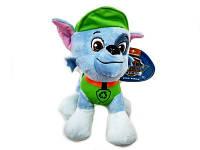 Мягкая игрушка Брелок Щенячий патруль - Рокки 10 см.