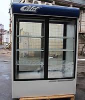 Холодильная шкаф витрина COLD SW-1400 || DR (Польша) бу, фото 1