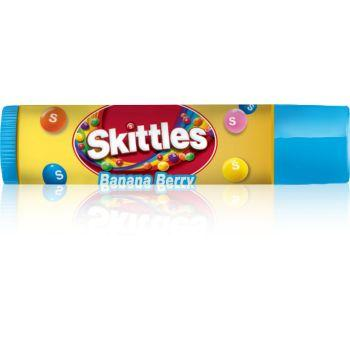 Бальзам для губ Lip Smacker Skittles Банан + Ягоды