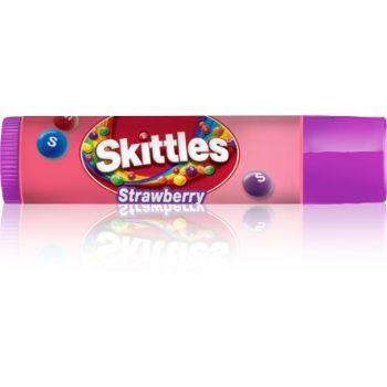 Бальзамдля губ Lip Smacker Skittles Малина
