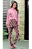 Домашняя одежда Dika Пижама женская 4595 розовый L