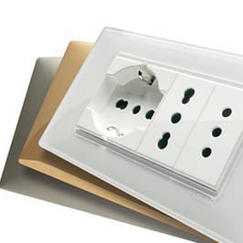 Выключатели и розетки Vimar | готовые комплекты