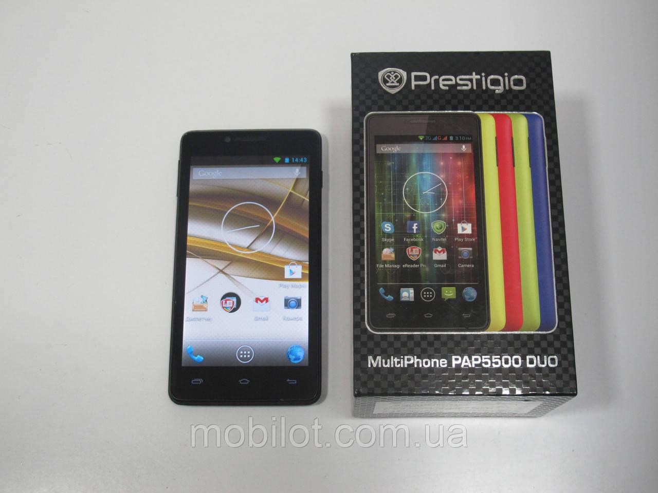Мобильный телефон Prestigio PAP5500 (TZ-5201)
