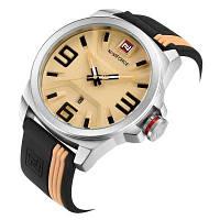 NAVIFORCE Модные часы для мужчин с дислеем даты и японским движением 62987