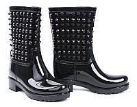 Ботинки резиновые для любой погоды размеры 38,39,40