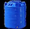 Емкость двухслойная вертикальная 300 литров - 70 х 87 см