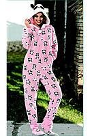 Домашняя одежда Dika Пижама женская 4616 розовый M