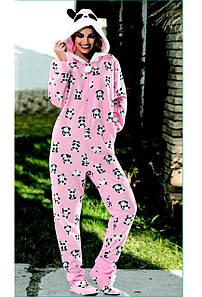Домашняя одежда Dika Пижама женская 4616 розовый S