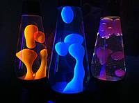 Магма лампа, лава лампа, парафиновая лампа 40 см  - Motion Lamp
