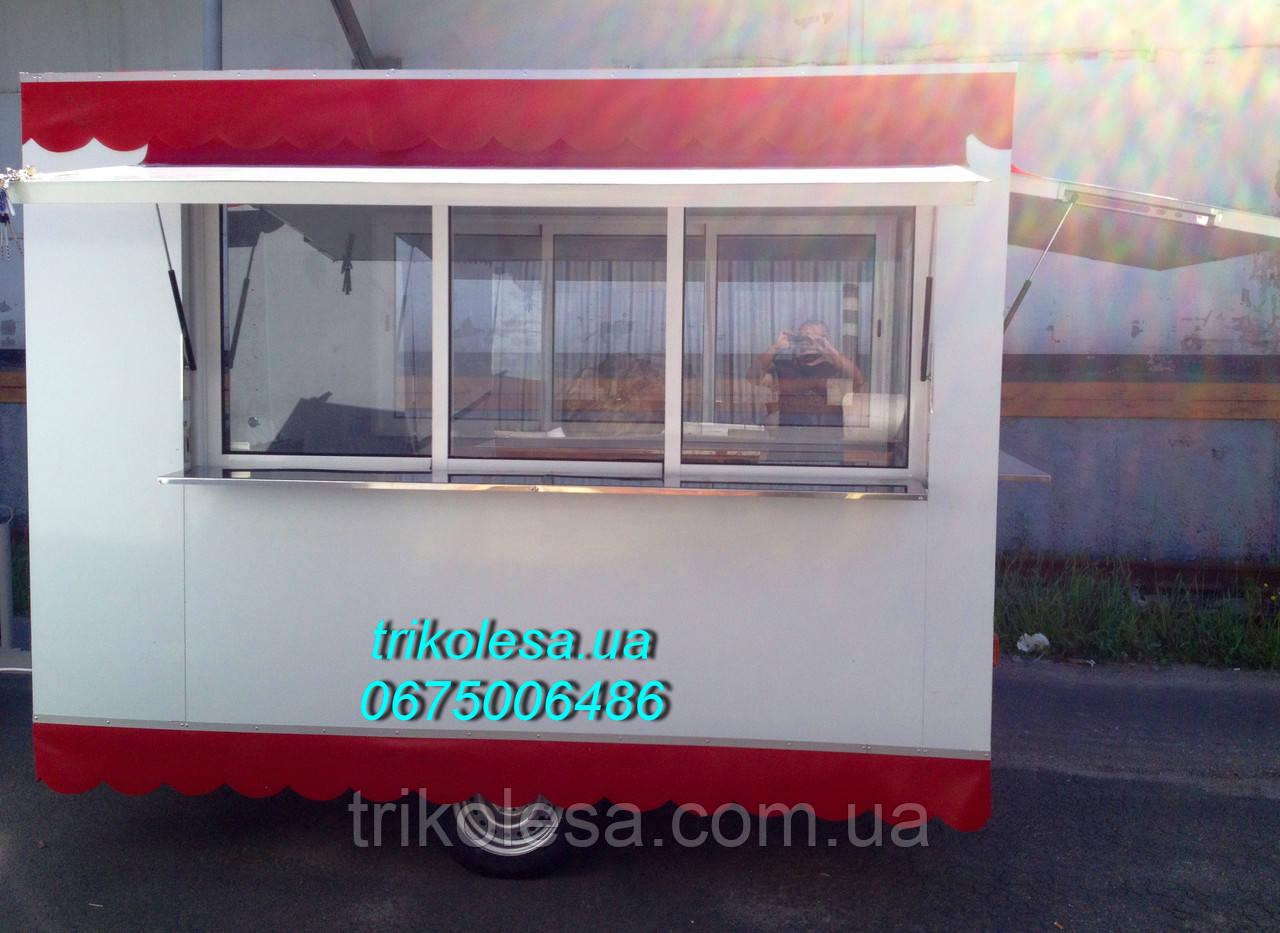 Торговый прицеп в Днепропетровске