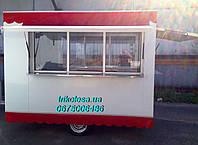 Торговый прицеп в Днепропетровске, фото 1