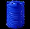 Емкость двухслойная пластиковая 500 литров - 80 х 119 см