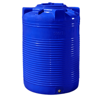 Ємність двошарова пластикова 500 літрів - 80 х 119 см Ротоевропласт