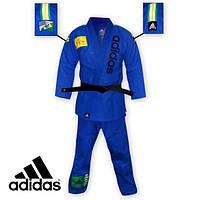 Кимоно для джиу-джитсу JJ500 Rio Cut (Blue)