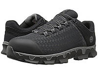 Кроссовки/Кеды (Оригинал) Timberland PRO Powertrain Alloy Toe Black Synthetic, фото 1