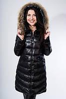 Пальто Moncler 1 Чёрное (117919-1)